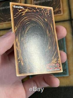 Yugioh Stardust Dragon TDGS-EN040 Ghost Rare 1ST EDITION SIGNED BY GREG ABEEY